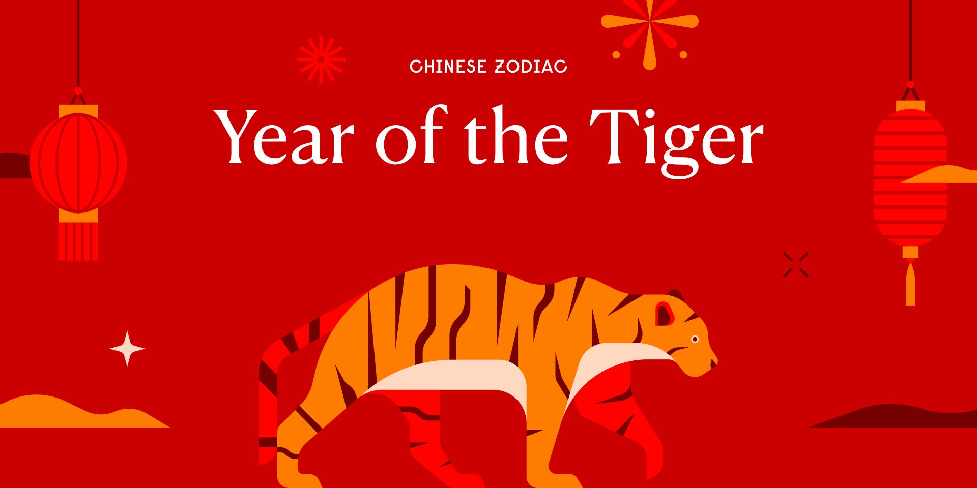 Year Of The Tiger Fortune And Personality Chinese Zodiac 2021