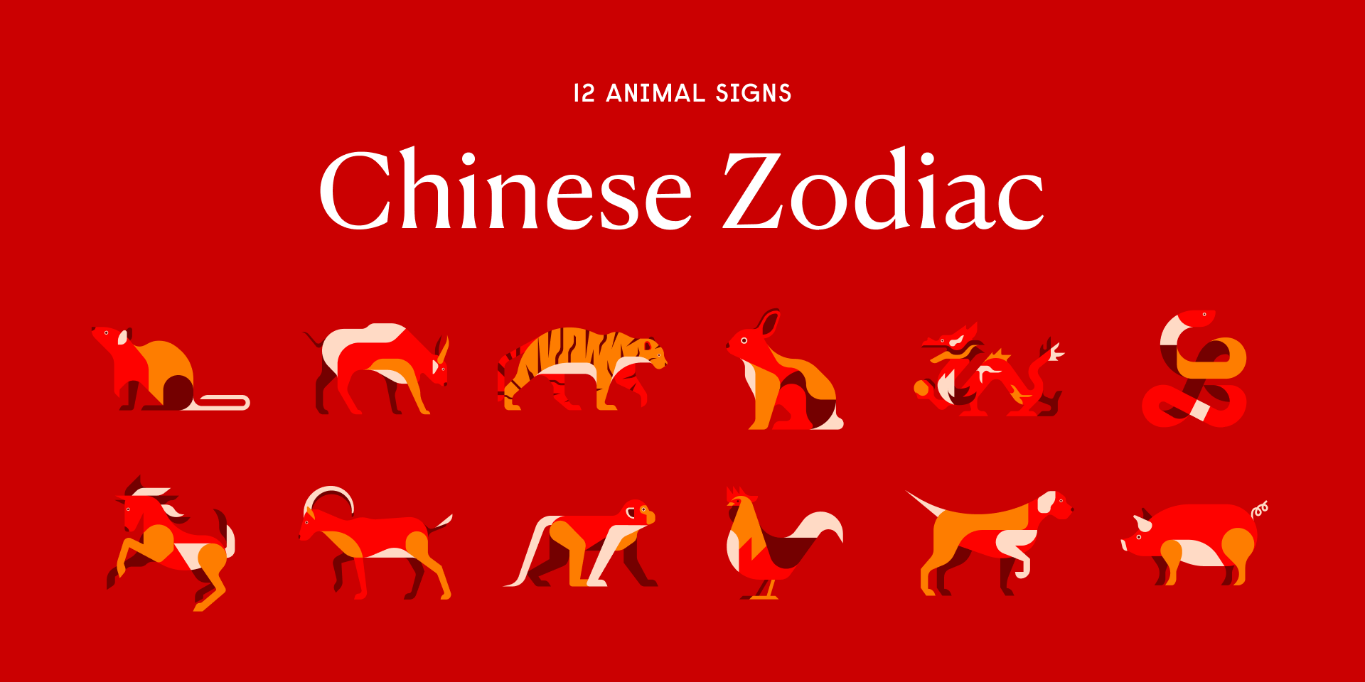 Chinese Zodiac 12 Animal Signs Compatibility Horoscopes